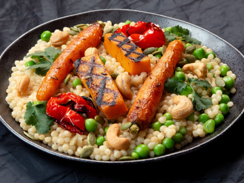 Recipes Blu Gourmet Pearl Couscous