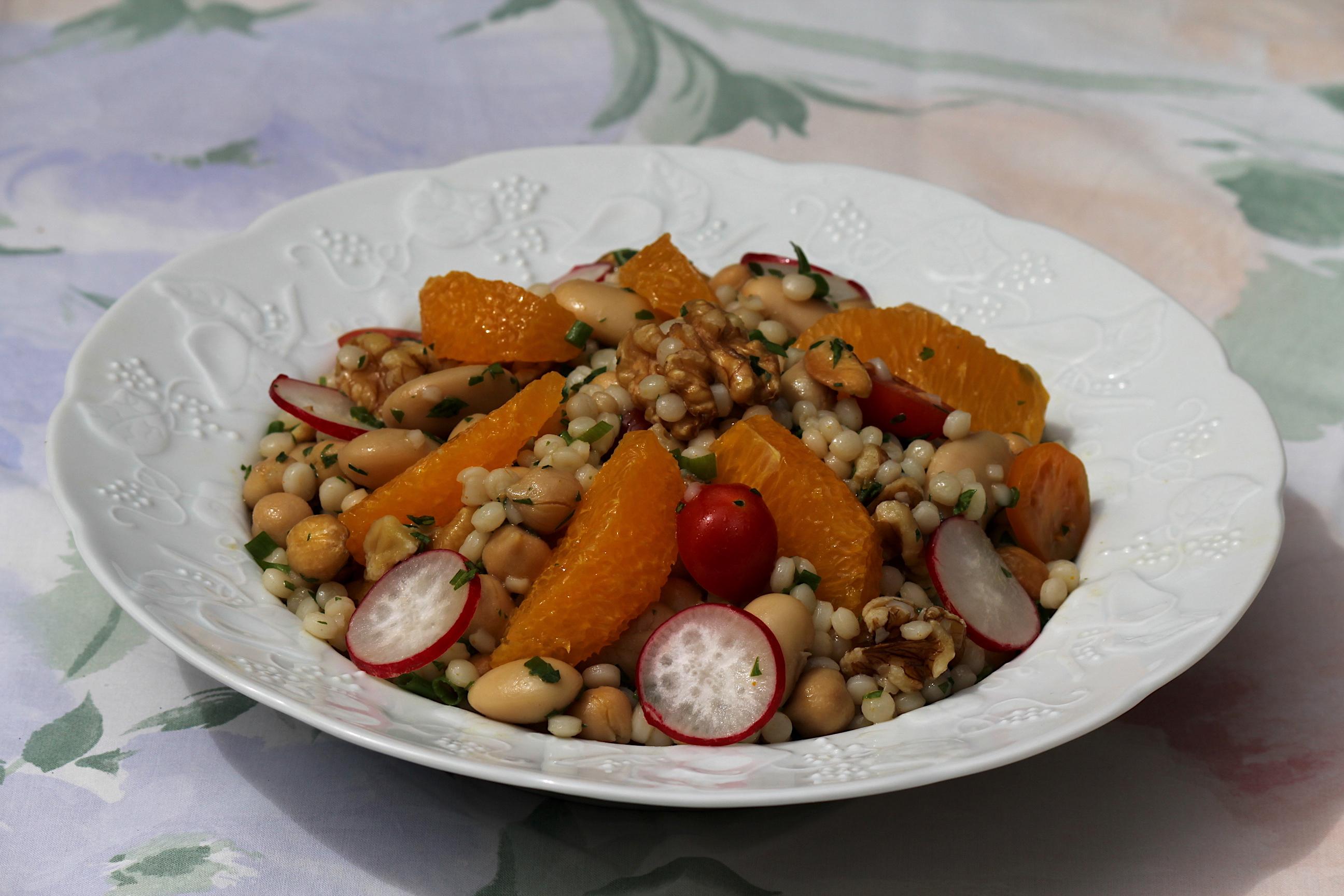 Home Blu Gourmet Pearl Couscous